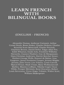 Learn French with Bilingual Books: Bilingual Edition (English - French)