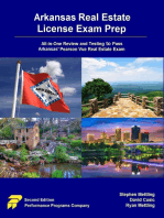 Arkansas Real Estate License Exam Prep