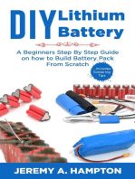 DIY Lithium Battery