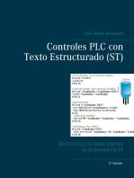 Controles PLC con Texto Estructurado (ST): IEC 61131-3 y la mejor práctica de programación ST