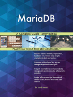 MariaDB A Complete Guide - 2019 Edition