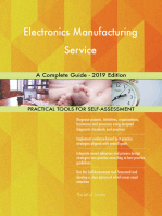 Electronics Manufacturing Service A Complete Guide - 2019 Edition