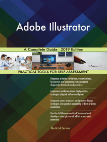 Adobe Illustrator A Complete Guide - 2019 Edition