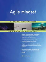 Agile mindset A Complete Guide - 2019 Edition