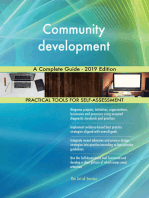 Community development A Complete Guide - 2019 Edition