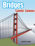 Bridges Colorful Cartoons