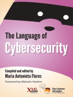 The Language of Cybersecurity