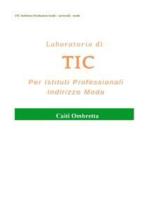 Laboratorio di TIC per Istituti Professionali Indirizzo Moda