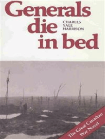 Download Generals Die In Bed By Charles Yale Harrison