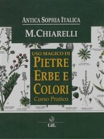 Uso Magicodi Pietre Erbe e Colori: Corso Pratico