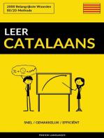 Leer Catalaans