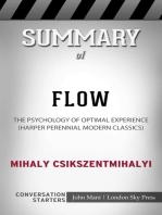Summary of Flow