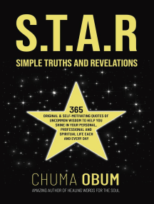 S.T.A.R - Simple Truths And Revelations