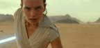 New 'Star Wars' Film Promises 'The Rise Of Skywalker'