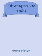 Chroniques De Dilos