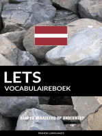 Lets vocabulaireboek