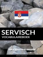 Servisch vocabulaireboek