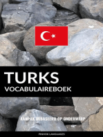 Turks vocabulaireboek
