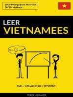 Leer Vietnamees