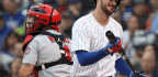 Hitting .239 With 1 Home Run, Kris Bryant Is Staying Calm While Madness Swirls Around Him
