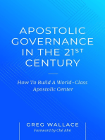 Apostolic Governance In The 21st Century