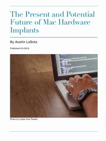 The Present and Potential Future of Mac Hardware Implants
