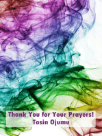 Thank You for Your Prayers!