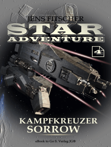 Kampfkreuzer SORROW (STAR ADVENTURE 4)