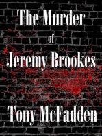 The Murder of Jeremy Brookes