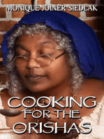 Cooking for the Orishas: Mojo's African Magic, #3