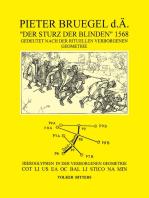 """Pieter Bruegel d.Ä. """"Der Sturz der Blinden"""" 1568"""