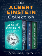 The Albert Einstein Collection Volume Two