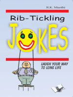 Rib-Tickling Jokes: Laugh your way to long life