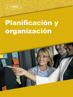 Planificación y Organización