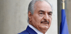 A Warlord Rises in Libya