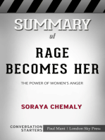 Summary of Rage Becomes Her