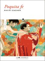 Poquita fe, por David Izazaga
