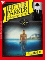 Butler Parker Staffel 8 – Kriminalroman
