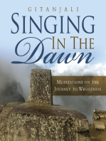 Singing In the Dawn