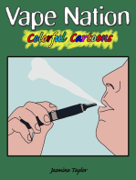 Vape Nation Colorful Cartoons