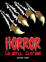 Horror Colorful Cartoons