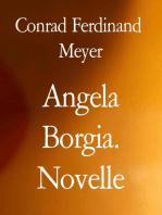 Angela Borgia. Novelle