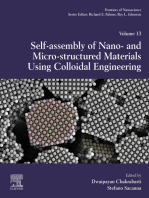 Self-Assembly of Nano- and Micro-structured Materials Using Colloidal Engineering
