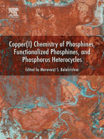 Copper(I) Chemistry of Phosphines, Functionalized Phosphines and Phosphorus Heterocycles