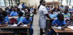 Students In Mozambique Are Afraid The Winds Will Blow Them Away