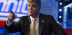 Sean Hannity Plays T-ball With President Trump