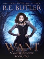 Want (Vampire Beloved Book One)