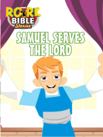 Samuel Serves The Lord