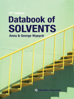 Databook of Solvents