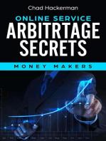 Online Service Arbitrage Secrets